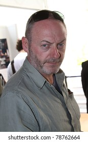 CANNES, FRANCE - MAY 13:  Liam Cunningham poses during a portrait session  during the 64th Annual Cannes Film Festival on May 13, 2011 in Cannes, France
