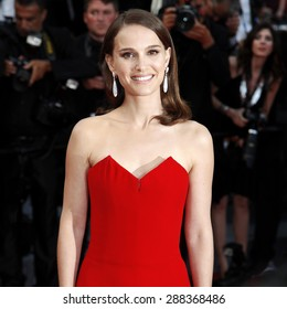CANNES, FRANCE- MAY 13: Natalie Portman attends the opening ceremony during the 68th Cannes Film Festival on May 13, 2015 in Cannes, France.