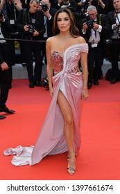"""CANNES, FRANCE. May 14, 2019: Eva Longoria  at the gala premiere for """"The Dead Don't Die"""" at the Festival de Cannes.Picture: Paul Smith / Featureflash"""