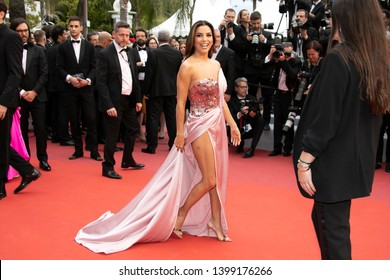 "CANNES, FRANCE - MAY 14: Eva Longoria attends the opening ceremony and screening of ""The Dead Don't Die"" during the 72nd annual Cannes Film Festival on May 14, 2019 in Cannes, France."