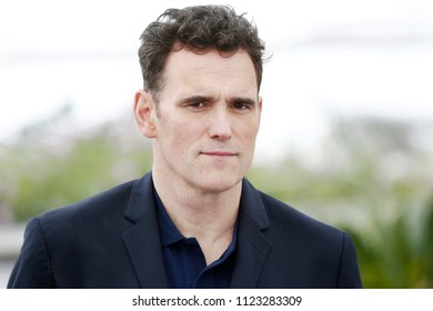 CANNES, FRANCE - MAY 14: Matt Dillon attends the photo-call of 'The House that Jack Built' during the 71st Cannes Film Festival on May 14, 2018 in Cannes, France.