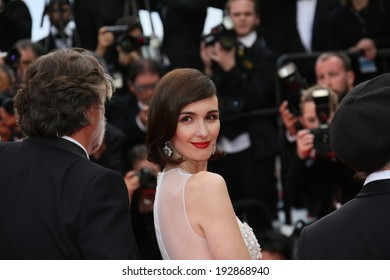 CANNES, FRANCE - MAY 14: Paz Vega attends the opening ceremony and 'Grace of Monaco' premiere at the 67th Annual Cannes Film Festival on May 14, 2014 in Cannes, France.