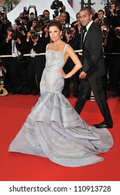 """CANNES, FRANCE - MAY 15, 2009: Eva Longoria Parker at the premiere for """"Bright Star"""""""