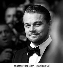 CANNES, FRANCE - MAY 15: Actor Leonardo DiCaprio attends the Premiere of 'The Great Gatsby' at The 66th Cannes Film Festival Festivals on May 15, 2013 in Cannes, France