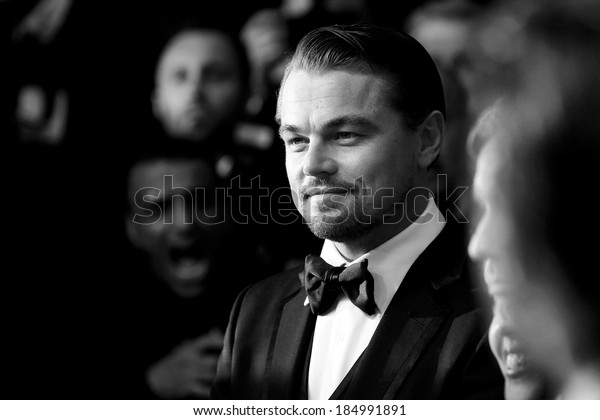 CANNES, FRANCE - MAY 15: Actor Leonardo DiCaprio attends the Opening Ceremony and Premiere of 'The Great Gatsby' at The 66th Cannes Film Festival on May 15, 2013 in Cannes, France