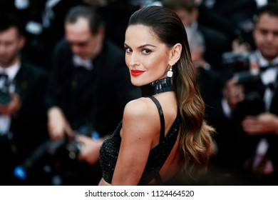 CANNES, FRANCE - MAY 15: Izabel Goulart  attends the screening of 'Solo: A Star Wars Story' during the 71st Cannes Film Festival on May 15, 2018 in Cannes, France.