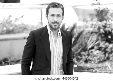 CANNES, FRANCE - MAY 15: Ryan Gosling attends 'The Nice Guys' photo-call during the 69th Cannes Film Festival on May 15, 2016 in Cannes, France.