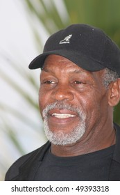 CANNES, FRANCE - MAY 16: Actor Danny Glover attends a photocall promoting the film 'Manderlay' at the Palais during the 58th International Cannes Film Festival May 16, 2005 in Cannes, France