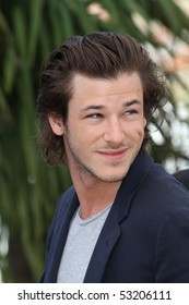 CANNES, FRANCE - MAY 16: Actor Gaspard Ulliel attends the 'The Princess of Montpensier' Photocall at the Palais des Festivals during the 63rd  Cannes Film Festival on May 16, 2010 in Cannes, France