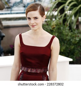CANNES, FRANCE - MAY 16: Actress Emma Watson attends 'The Bling Ring' photo-call during the 66th Cannes Film Festival on May 16, 2013 in Cannes, France