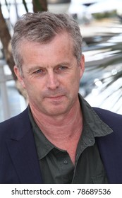 CANNES, FRANCE - MAY 16: Director Bruno Dumont poses during a photo call for Hors Satan, at the 64th international film festival, in Cannes, southern France, Monday, May 16, 2011