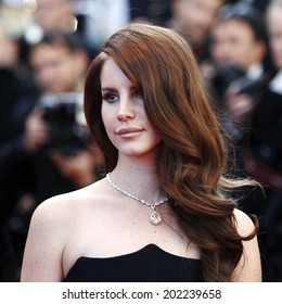 CANNES, FRANCE - MAY 16: Lana Del Rey attends the opening ceremony premiere during the 65th Cannes Film Festival on May 16, 2012 in Cannes, France