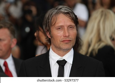 CANNES, FRANCE - MAY 16: Mads Mikkelsen attends 'The Princess Of Montpensier' Premiere at the Palais des Festivals during the 63rd  Cannes Film Festival on May 16, 2010 in Cannes, France
