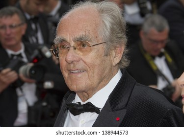 CANNES, FRANCE - MAY 16:  Michel Legrand attends the Premiere of 'Jeune & Jolie' (Young & Beautiful) at The 66th Annual Cannes Film Festival at Palais des Festivals on May 16, 2013 in Cannes, France.