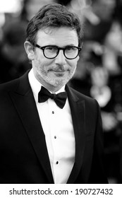 CANNES, FRANCE - MAY 16: Michel Hazanavicius attends the Opening Ceremony Premiere during the 65th Cannes Film Festival on May 16, 2012 in Cannes, France.