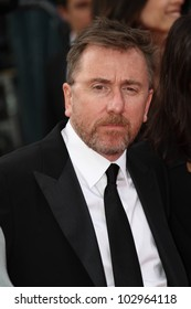 CANNES, FRANCE - MAY 17: Tim Roth   attends the 'De Rouille et D'os' Premiere during the 65th  Cannes Film Festival at Palais des Festivals on May 17, 2012 in Cannes, France.