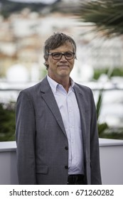 CANNES, FRANCE - MAY 18, 2017: Director Todd Haynes attends Wonderstruck' Photocall during the 70th annual Cannes Film Festival at Palais des Festivals
