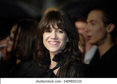 "CANNES, FRANCE - MAY 18: Charlotte Gainsbourg attensd the screening of ""Lux Aeterna"" during the 72nd annual Cannes Film Festival on May 18, 2019 in Cannes, France."