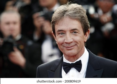 CANNES, FRANCE - MAY 18: Martin Short attends the 'Madagascar 3' Premiere during the 65th Cannes Film Festival on May 18, 2012 in Cannes, France.