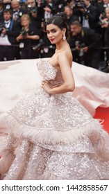 """CANNES, FRANCE - MAY 19, 2019: Diana Penty attends the screening of """"A Hidden Life (Une Vie Cachée)"""" during the 72nd annual Cannes Film Festival"""