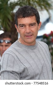 CANNES, FRANCE - MAY 19: Actor Antonio Banderas attends 'The Skin I Live In' Photocall at Palais des Festivals during the 64th Cannes Film Festival on May 19, 2011 in Cannes, France