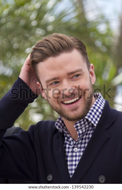CANNES, FRANCE - MAY 19: Justin Timberlake attends the photocall for 'Inside Llewyn Davis' during the 66th Annual Cannes Film Festival at Palais des Festivals on May 19, 2013 in Cannes, France.