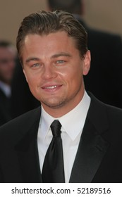 CANNES, FRANCE - MAY 19: Leonardo DiCaprio attends a photocall for the documentary 'The 11th Hour' at the Palais des Festivals during the 60 Cannes Film Festival on May 19, 2007 in Cannes, France