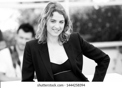 """CANNES, FRANCE - MAY 20: Adele Haene and Adele Haene attend the photo-call of """"Portrait Of A Lady On Fire"""" during the 72nd Cannes Film Festival on May 20, 2019 in Cannes, France"""