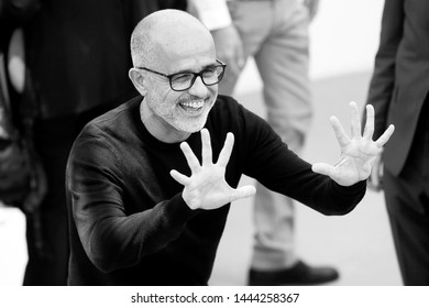"""CANNES, FRANCE - MAY 20: Daniel Arcucci attends the photo-call of the movie """"Diego Maradona"""" during the 72nd Cannes Film Festival on May 20, 2019 in Cannes, France."""
