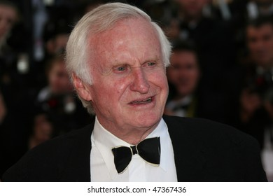 CANNES, FRANCE - MAY 20: Director John Boorman attends the Inglourious Basterds Premiere held at the Palais Des Festivals during the 62nd  Cannes Film Festival on May 20th, 2009 in Cannes, France.