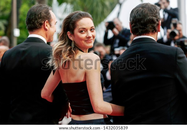 Cannes France May 20 Marion Cotillard Stock Photo Edit Now