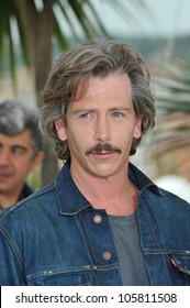 "CANNES, FRANCE - MAY 22, 2012: Ben Mendelsohn at photocall for his new movie ""Killing Them Softly"" in competition at the 65th Festival de Cannes. May 22, 2012  Cannes, France"