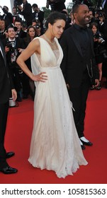 """CANNES, FRANCE - MAY 22, 2012: Michelle Rodriguez at the premiere of """"Killing Them Softly"""" in Cannes. May 22, 2012  Cannes, France"""