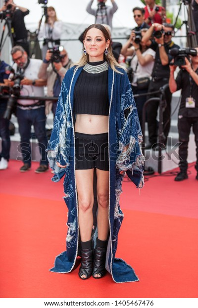 Cannes France May 22 2019 Marion Stock Photo Edit Now 1405467476