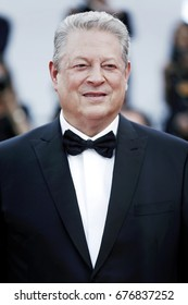 CANNES, FRANCE - MAY 22: Al Gore attends the 'The Killing Of A Sacred Deer' premiere during the 70th Cannes Film Festival on May 22, 2017 in Cannes, France.