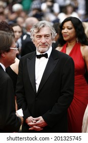 CANNES, FRANCE - MAY 22: Jury President Robert De Niro attends the Closing Ceremony during the 64th Cannes Film Festival on May 22, 2011 in Cannes, France.