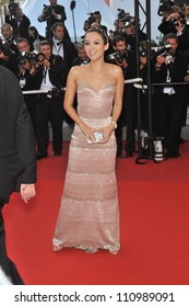 CANNES, FRANCE - MAY 24, 2009: Ziyi Zhang at the closing awards gala at the 62nd Festival de Cannes.