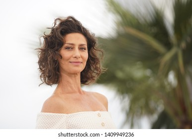 "CANNES, FRANCE - MAY 24, 2019: Maria Fernanda Candido attends the photocall for ""The Traitor"" during the 72nd annual Cannes Film Festival for ""The Traitor"" during the 72 Cannes Film Festival"
