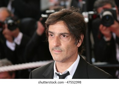 CANNES, FRANCE - MAY 24: Director Yvan Attal attends the 'Coco Chanel & Igor Stravinsky' Premiere at the Palais De Festivals during the 62nd  Cannes Film Festival on May 24, 2009 in Cannes, France