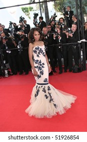 CANNES, FRANCE - MAY 24: Kerry Washington attend the 'Coco Chanel & Igor Stravinsky' Premiere at the Palais De Festivals during the 62nd Annual Cannes Film Festival on May 24, 2009 in Cannes, France.