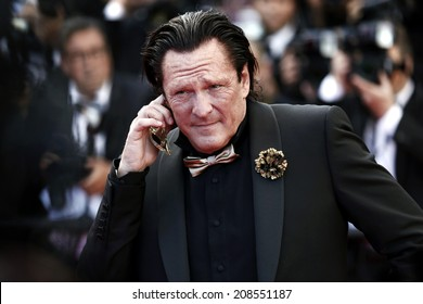 CANNES, FRANCE - MAY 24: Michael Madsen attends 'A Fistful of Dollars' Screening during the 67th Cannes Film Festival on May 24, 2014 in Cannes, France.