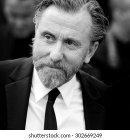 CANNES, FRANCE- MAY 24: Tim Roth attends the closing ceremony during the 68th Cannes Film Festival on May 24, 2015 in Cannes, France.
