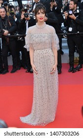 CANNES, FRANCE. May 25, 2019: Paz Vega at the Closing Gala premiere of the 72nd Festival de Cannes.Picture: Paul Smith / Featureflash