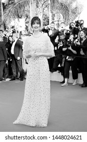 CANNES, FRANCE - MAY 25: Paz Vega attends the closing ceremony of the 72nd Cannes Film Festival on May 25, 2019 in Cannes, France.