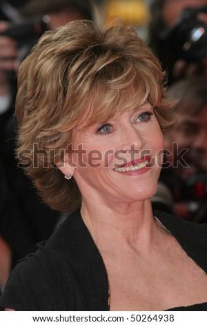 Cannes France May 26 Jane Fonda Stock Photo Edit Now 50264938