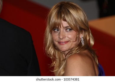 CANNES, FRANCE - MAY 26: Nastassja Kinski  attends the 'Maniac' Premiere - 65th Annual Cannes Film Festival at Palais des Festivals on May 26, 2012 in Cannes, France.