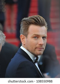 Cannes Jury member Ewan McGregor at the premiere of Moonrise Kingdom - the gala opening of the 65th Festival de Cannes. May 16, 2012  Cannes, France Picture: Paul Smith / Featureflash