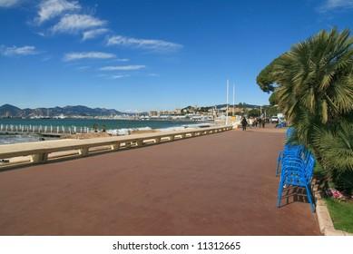 Cannes, Le Croisette
