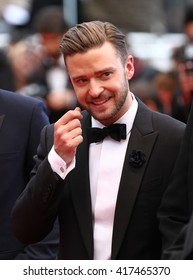 CANNES - MAY 19, 2013: Justin Timberlake attends Inside Llewyn Davis premiere - The 66th Annual Cannes Film Festival on May 19, 2013 in Cannes
