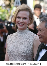 CANNES - MAY 23, 2013: Nicole Kidman attends the Nebraska Premiere - The 66th Annual Cannes Film Festival on May 23, 2013 in Cannes